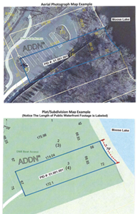 Map examples for DNR Review