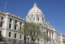 Minnesota State Capitol exterior