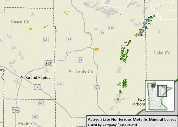 Thumbnail image of active leasing map