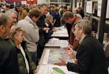 Public meeting for PolyMet EIS in Blaine Minnesota