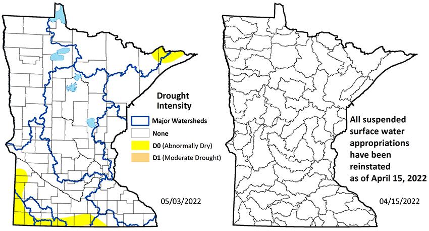 drought intensity 09-14-2021