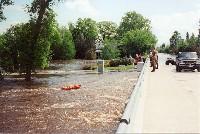 NWS floodwarning gage