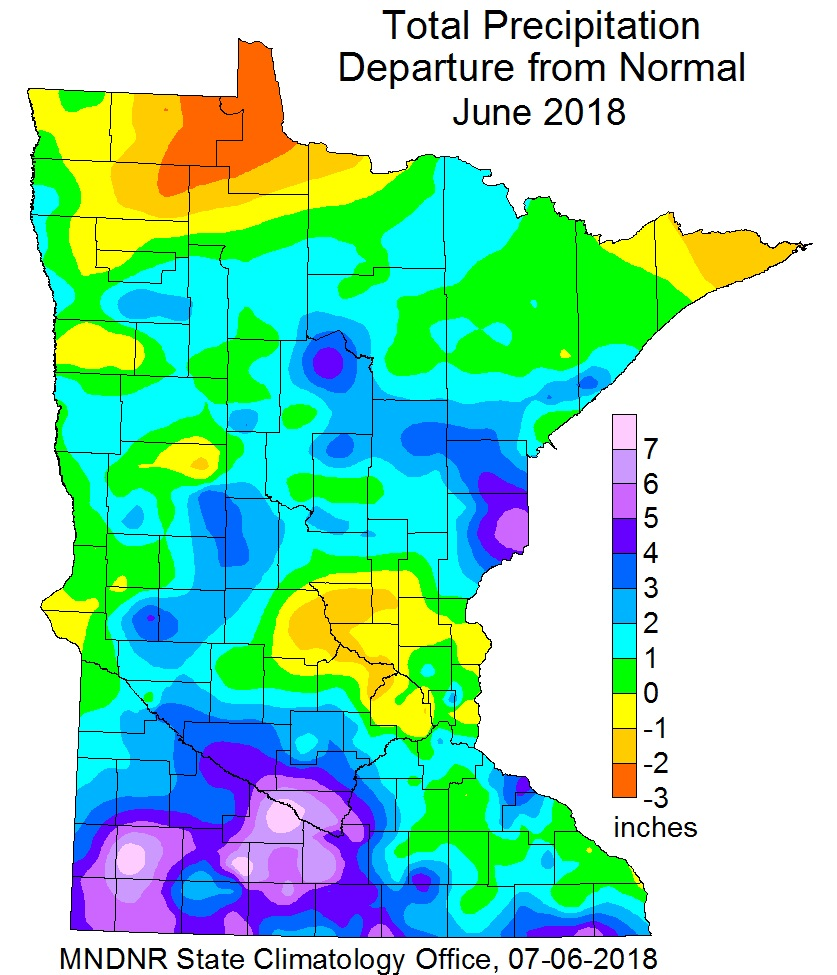 Hennepin County Natural Resources Map