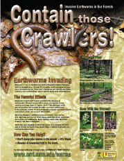 image: Contain Those Crawlers poster