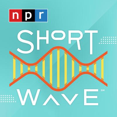 NPR Short Wave Podcast logo