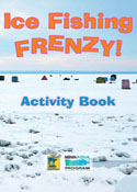 Ice Fishing Frenzy Activity Book