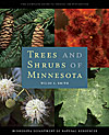 Trees and Shrubs of Minnesota book cover
