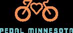 PedalMN logo