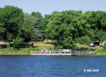 Beaver Lake.