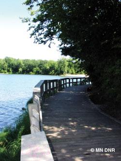 Carver Lake.
