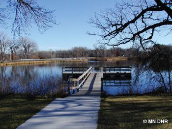 Champlin Mill Pond.