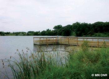 Como Lake.