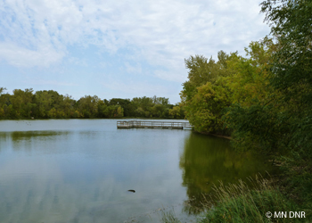 Handlos Pond.