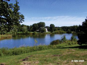 Lamplighter Lake.