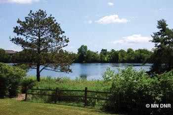 LeMay Lake.