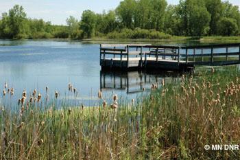 Lochness Lake.