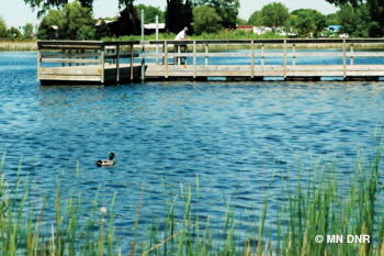 Moore Lake.