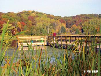 Ravine Lake.