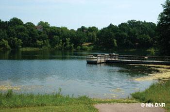 Schwanz Lake.