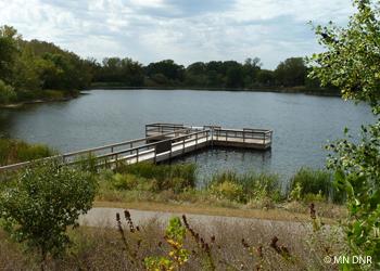 Wakefield Lake.