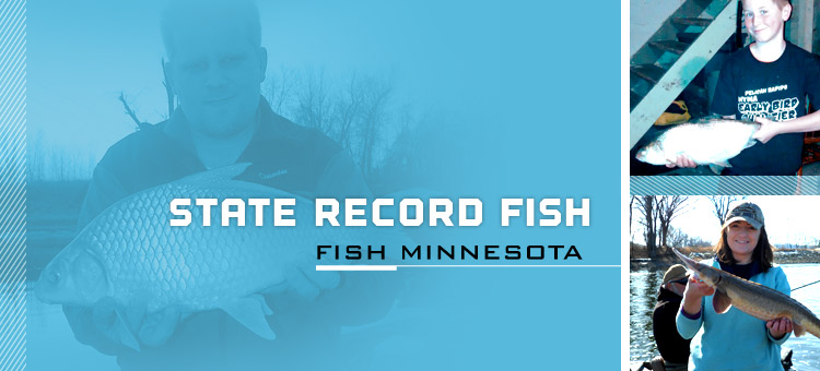State record fish programs