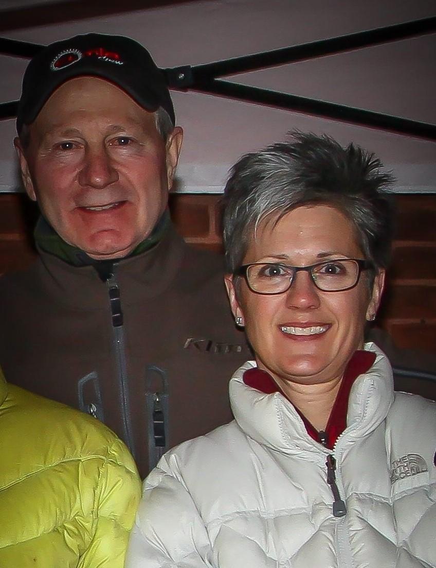 Greg and Lori