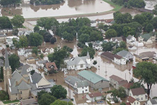 rushford minnesota flood in 2007